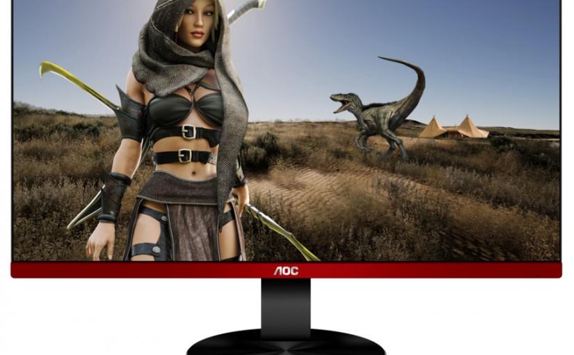 AOC întregește gama de monitoare de gaming cu trei modele noi