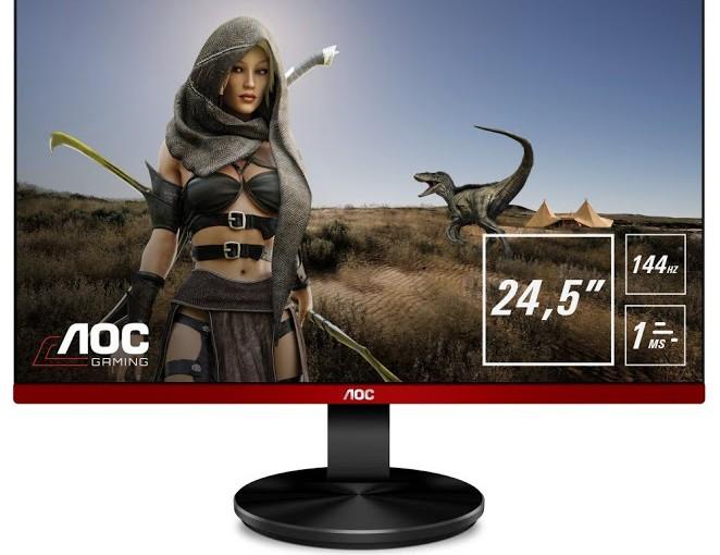 AOC lansează un nou monitor de gaming cu tehnologia AMD Radeon FreeSync și timp de răspuns de 1ms