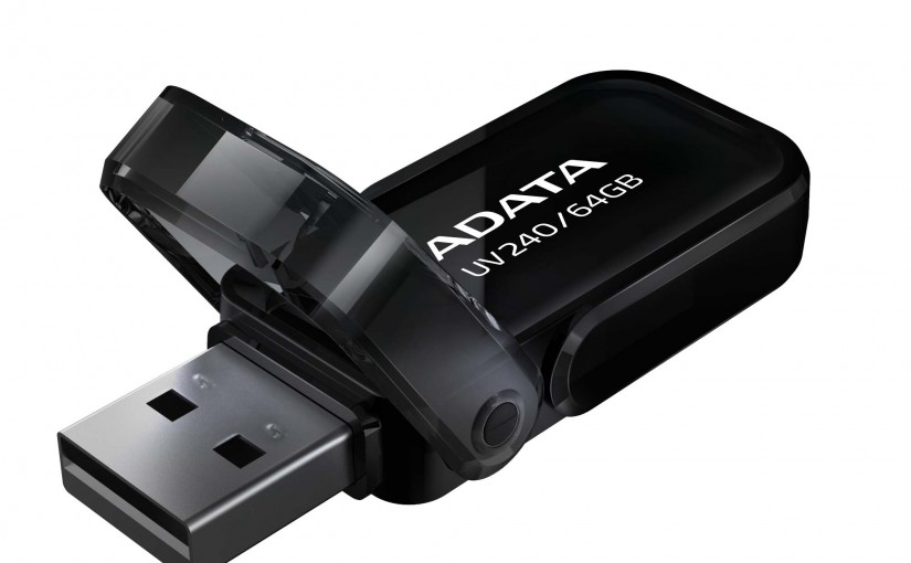 ADATA prezinta noile flash drive-uri USB UV240