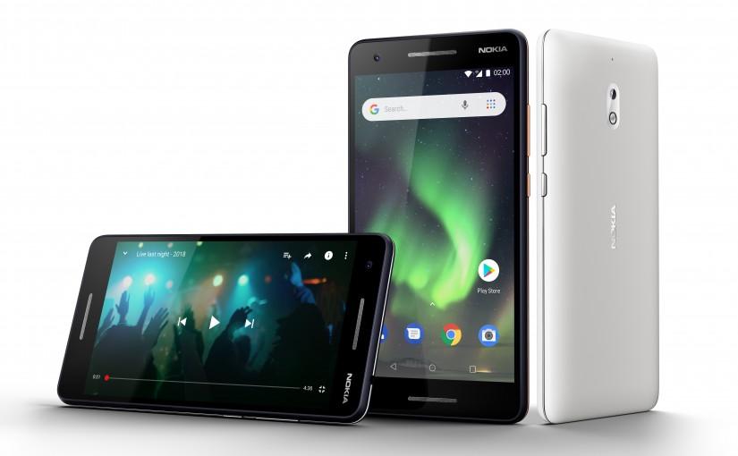 Reînnoirea rapidă a portofoliului de smartphone-uri aduce fanilor următoarea generaţie de terminale Nokia 5, Nokia 3 şi Nokia 2