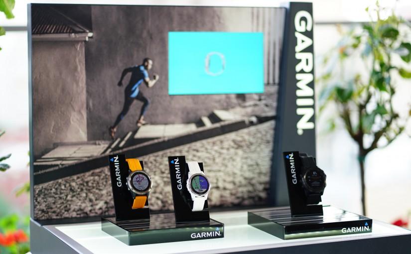Garmin lansează seria fēnix® 5 Plus  – ceasul multisport cu hărți integrate, funcțiile Music, Pay și Pulse Ox –