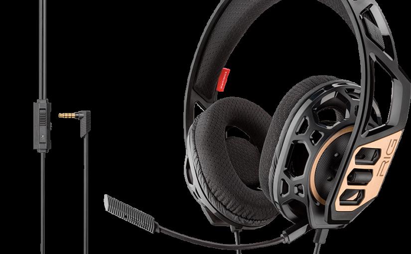 Plantronics a anunţat noile căşti de gaming RIG 300 şi RIG 400 PRO cu o performanţă spectaculoasă a sunetului şi design ergonomic