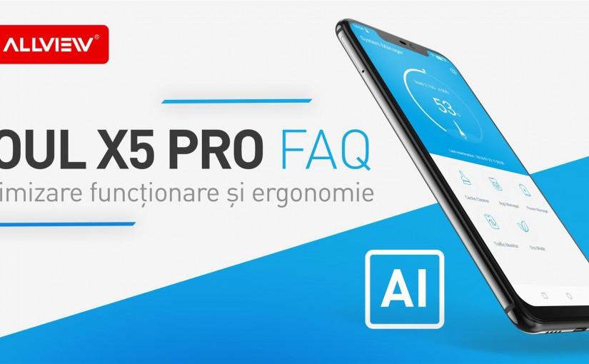 Noul Soul X5 Pro, AI și funcțiile sale aplicate
