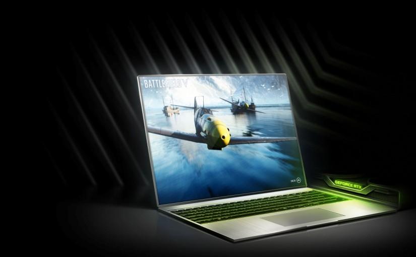 NVIDIA prezintă un număr record de laptopuri de gaming cu plăci grafice GeForce RTX