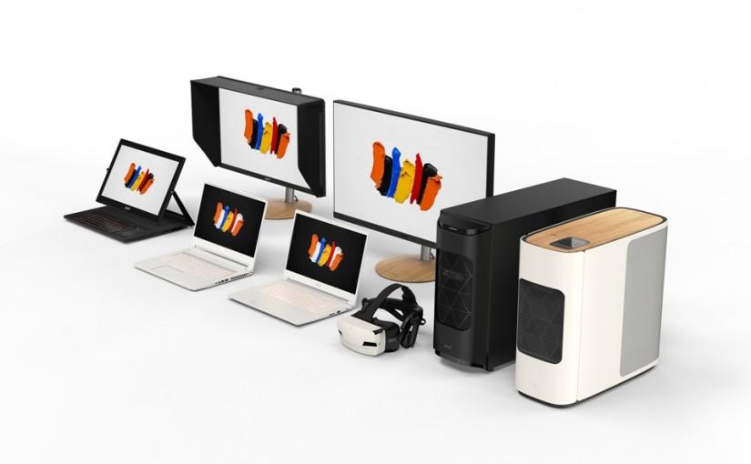 Acer anunta ConceptD – un portofoliu complet de produse proiectate pentru creatorii de continut
