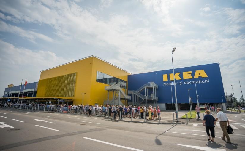 IKEA Pallady este oficial deschis!