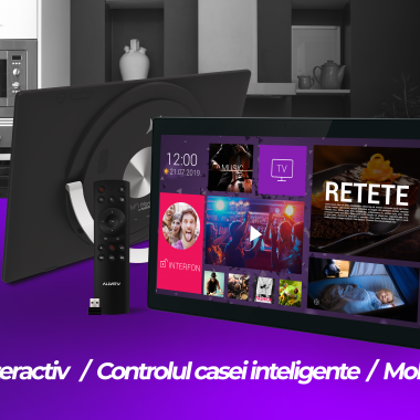 Allview Viva Home – o tableta multifunctionala