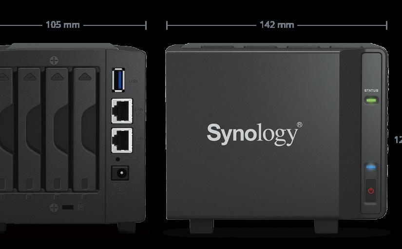 Synology anunță DS419Slim,  un mini NAS cu performanţe superioare