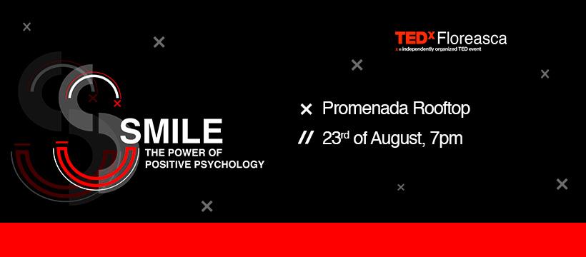 Peste 20 de speakeri recunoscuți pe plan internațional și local vor fi prezenți la TEDxFloreasca, pe 23 august 2019