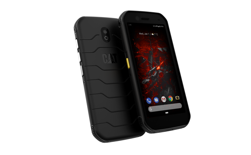 Rugged to its core  – noul smartphone Cat® S32