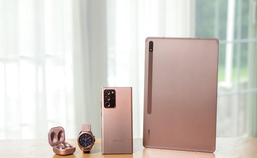 Samsung dezvăluie cinci noi dispozitive Galaxy pentru a vă îmbunătăți experiențele de muncă și de joacă